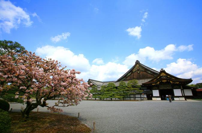 Kyoto Japan Palace