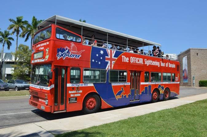 Darwin Australia Bus Tours