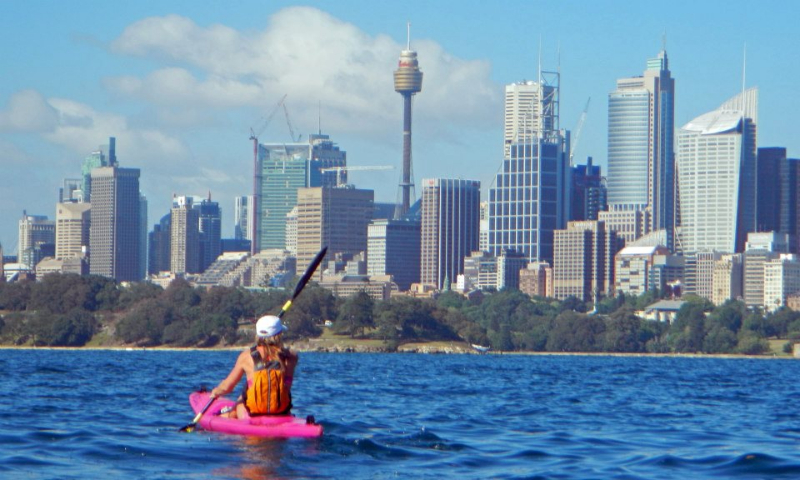 Sydney Australia Kayak