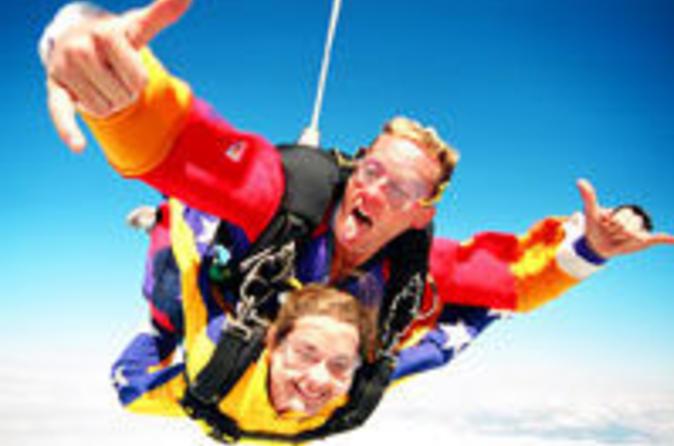 Cairns Australia Sky Dive Trips