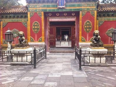 Beijing China Palace