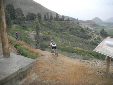 Peru Bike