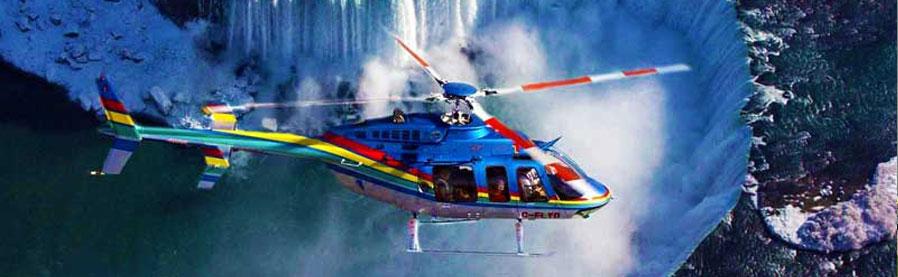 Niagara Falls Canada Helicopter Rides