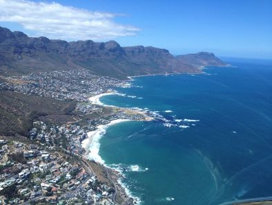 South Africa Helicopter Rides