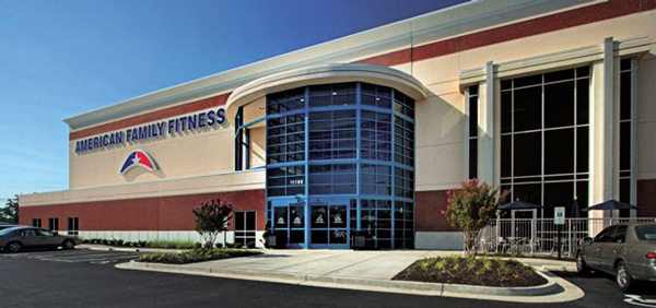 American Family Fitness and Aerobics Center