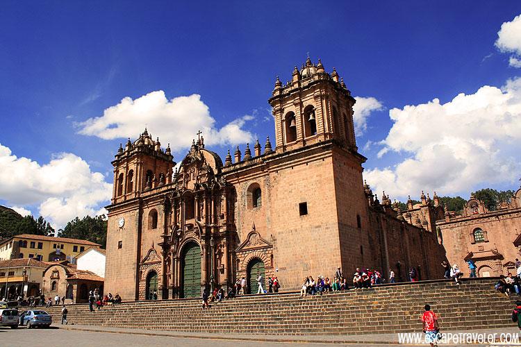 Peru Cathedral