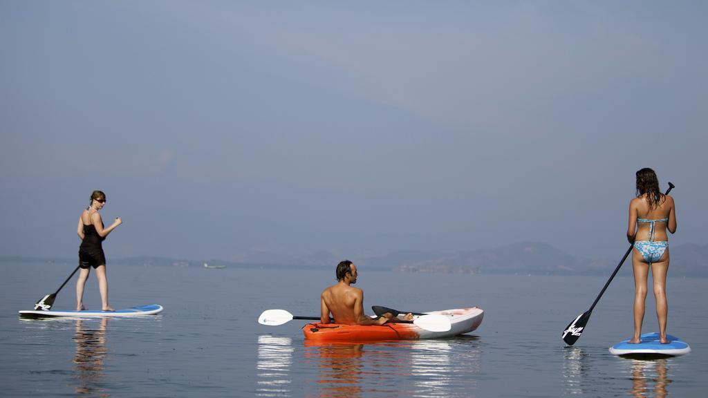 Acapulco Mexico Kayak