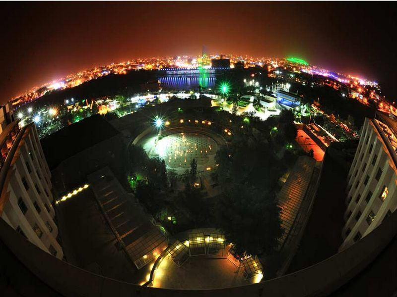 Saudi Arabia Palace