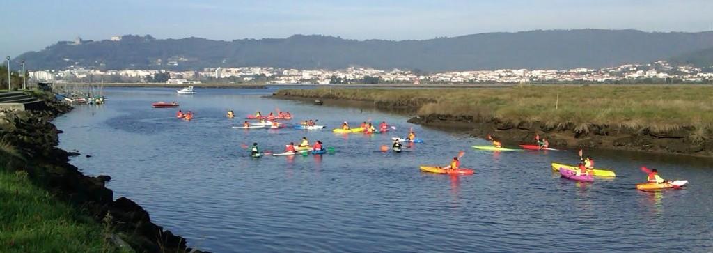 Agueda Portugal Kayak