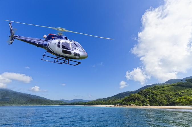 Antigua and Barbuda Helicopter Rides