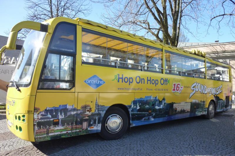 Salzburg austria Bus Tours