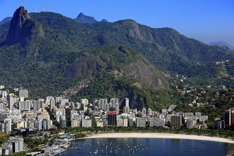 Rio de Janeiro brazil Bus Tours