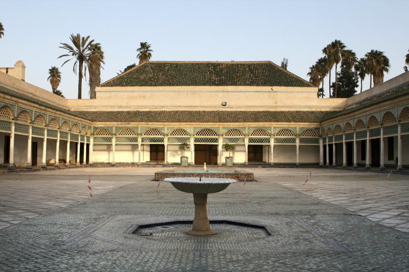 Morocco Palace