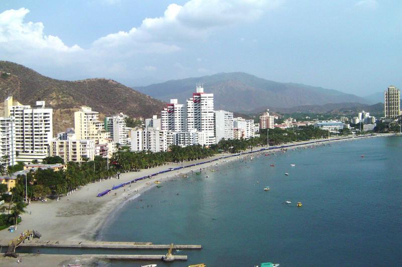 Cartagena Colombia Bus Tours