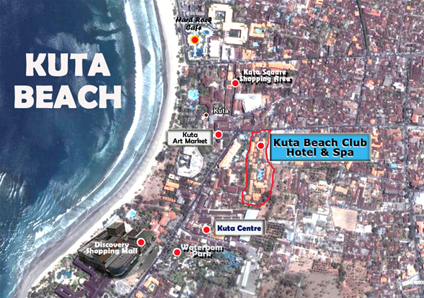 Kuta Indonesia Beaches