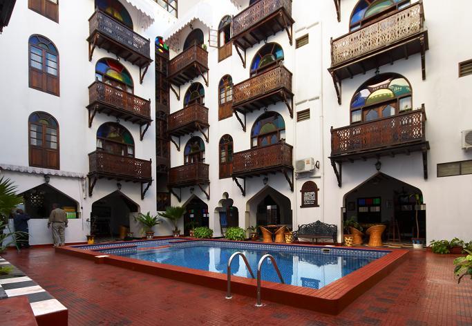 Tanzania Palace