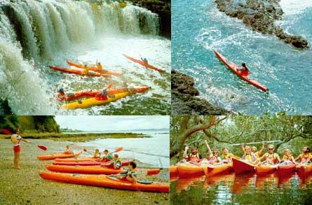 New Zealand Kayak