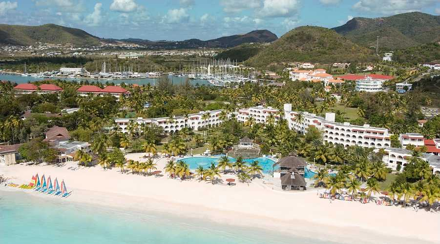 Antigua and Barbuda Beaches