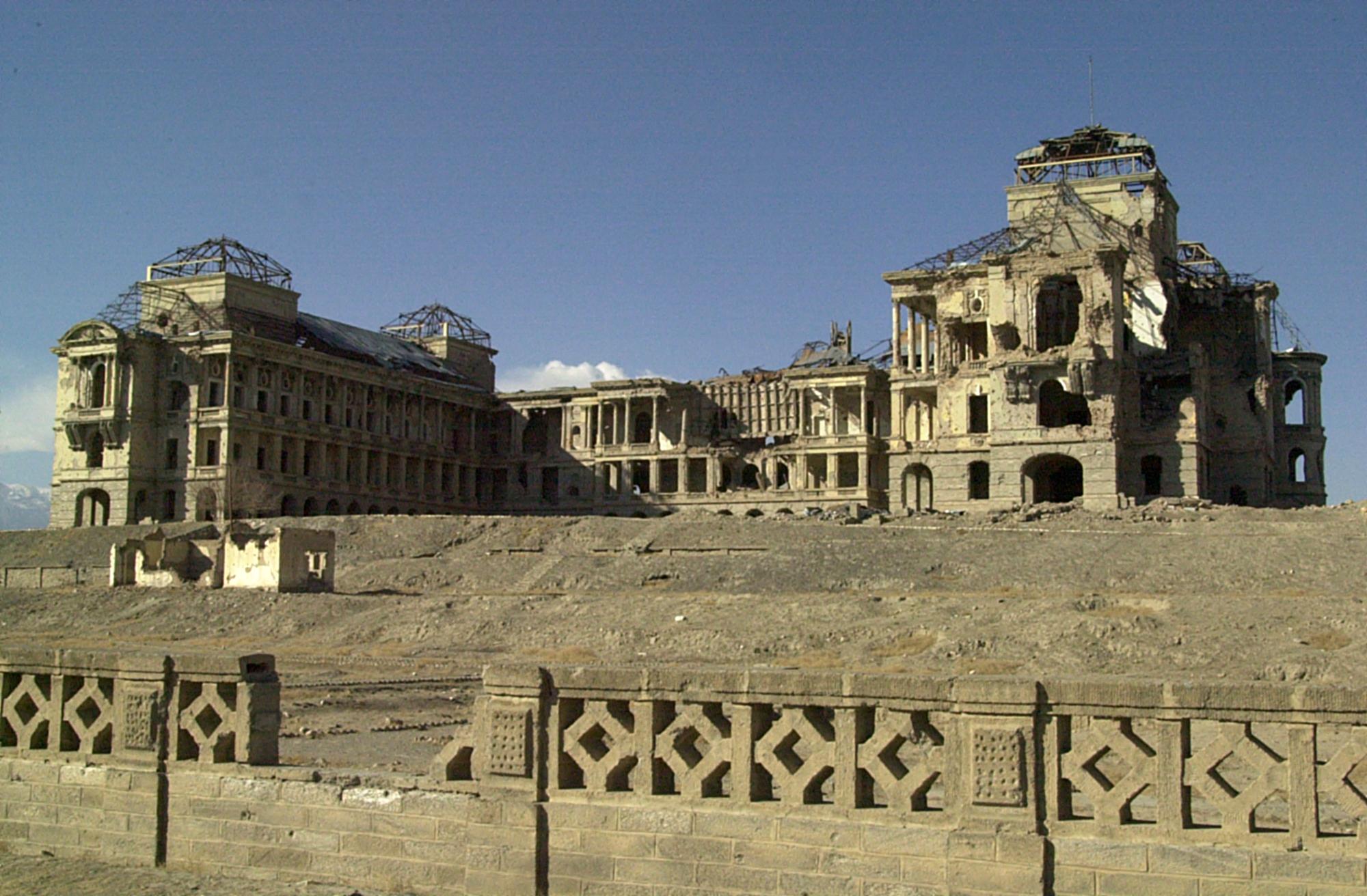 Afghanistan Palace