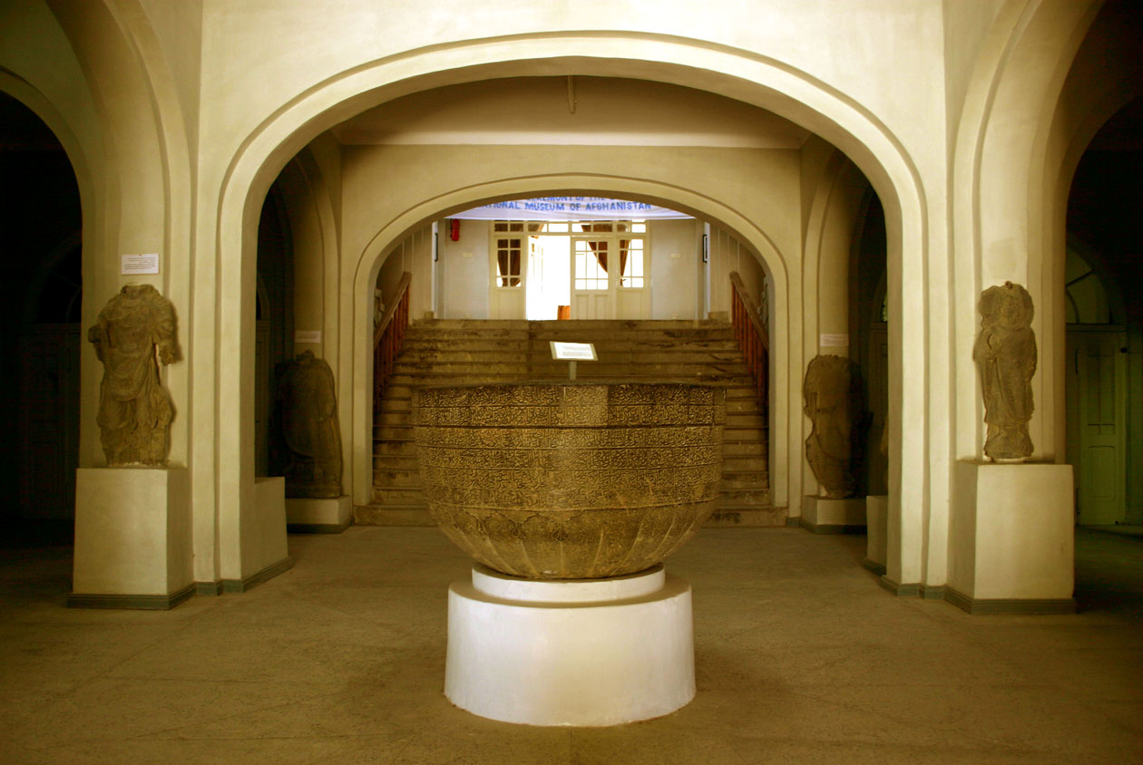 Afghanistan Museums