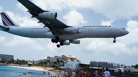 Netherlands Antilles Sightseeing