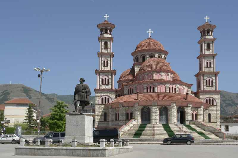 Albania Cathedral