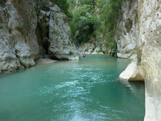 Preveza Region Greece Kayak