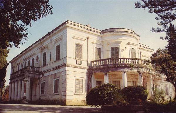 Thesprotia Region Greece Palace