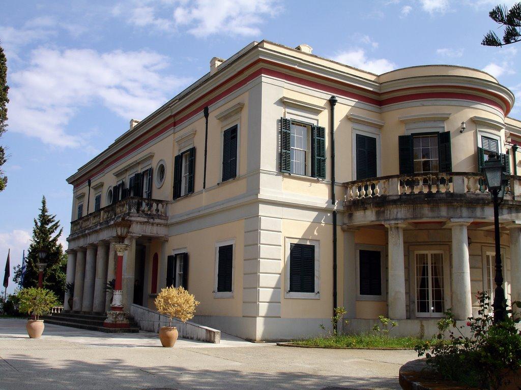 Paxos Greece Palace