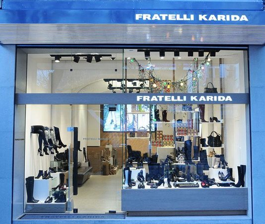 Pella Region greece Shopping
