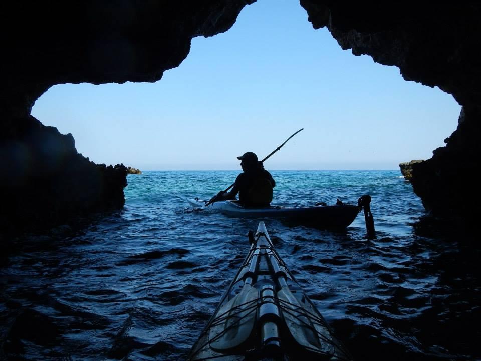 Samos Greece Kayak