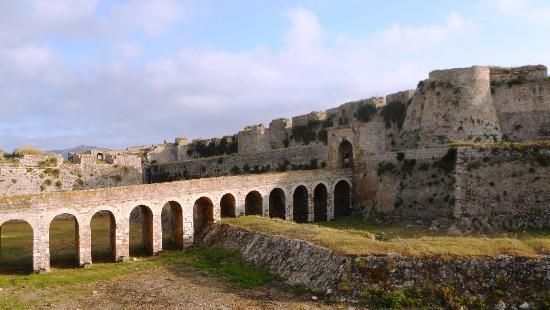 Messenia Region Greece Palace