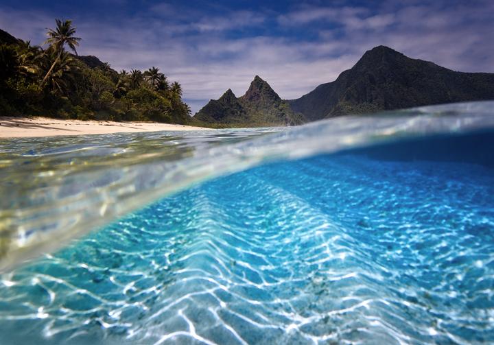 American Samoa Beaches