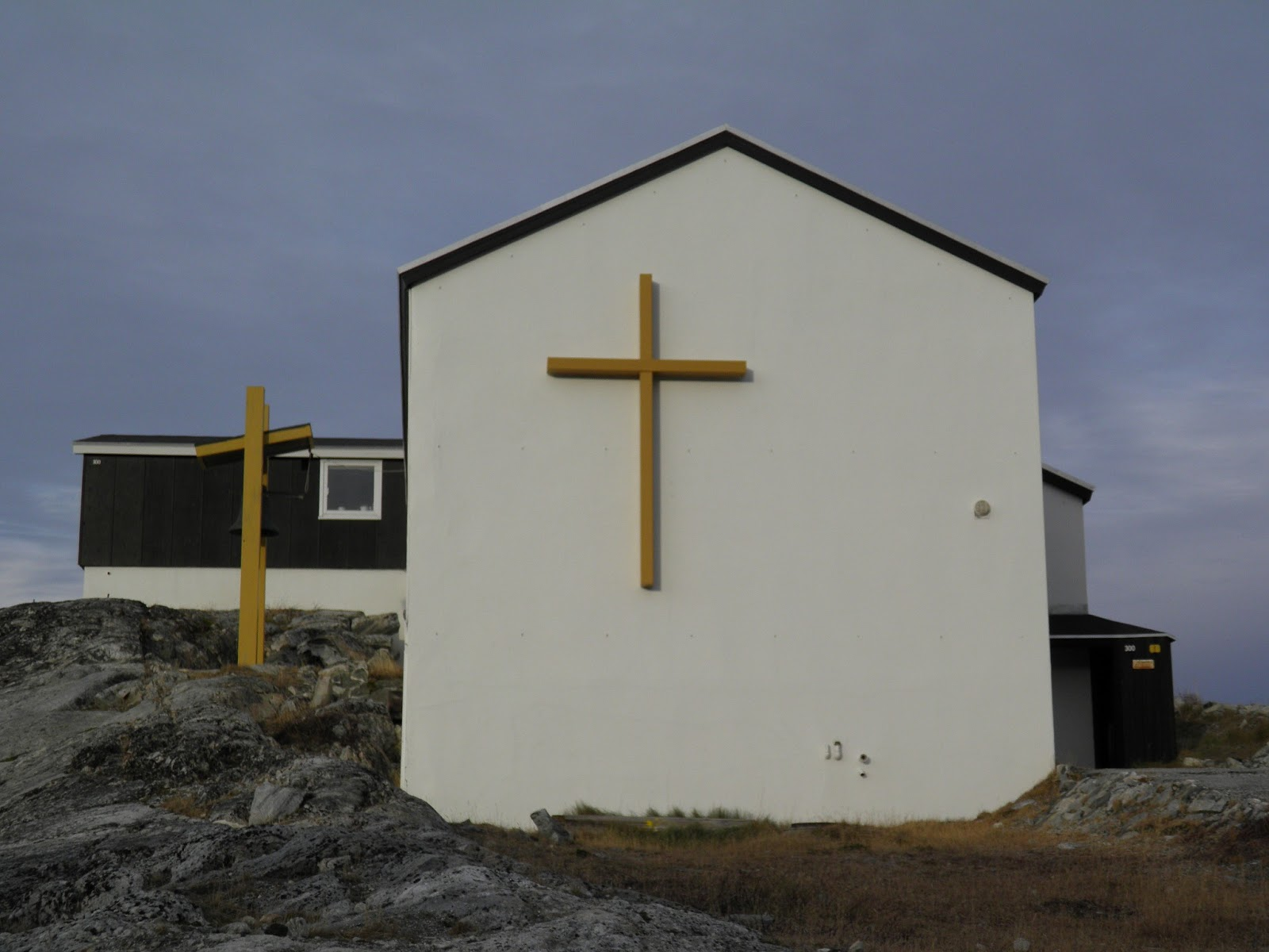 Greenland Cathedral