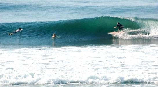 Guatemala Surfing