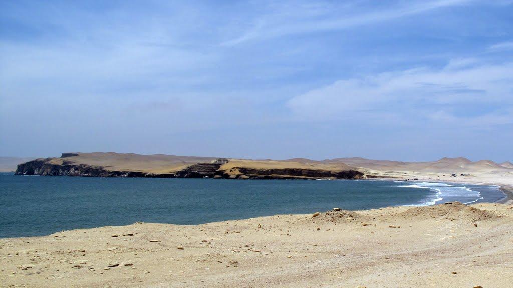 Paracas Peru Beaches