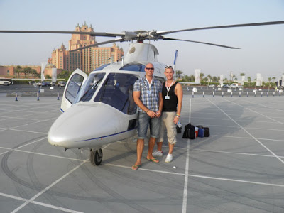 United Arab Emirates Helicopter Rides