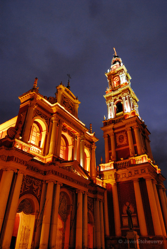 Argentina Cathedral