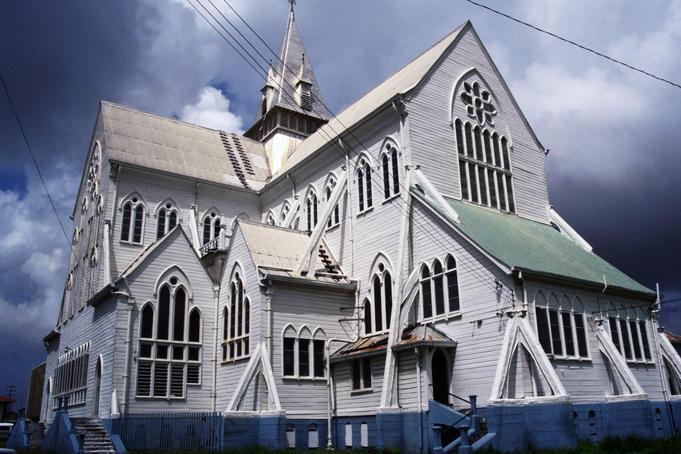 Guyana Cathedral