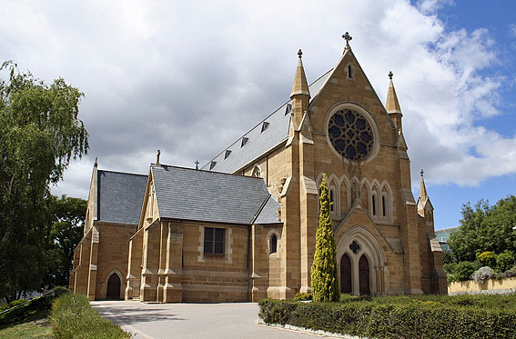 Greater Hobart Australia Cathedral
