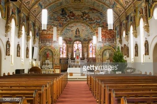 Gippsland Australia Cathedral