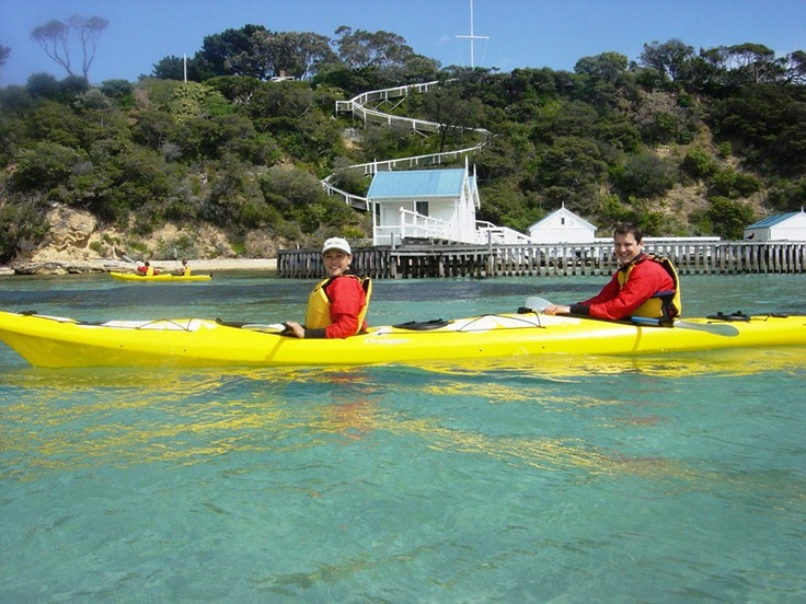 Bellarine Peninsula Australia Kayak