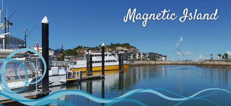 Magnetic Island Australia Bus Tours