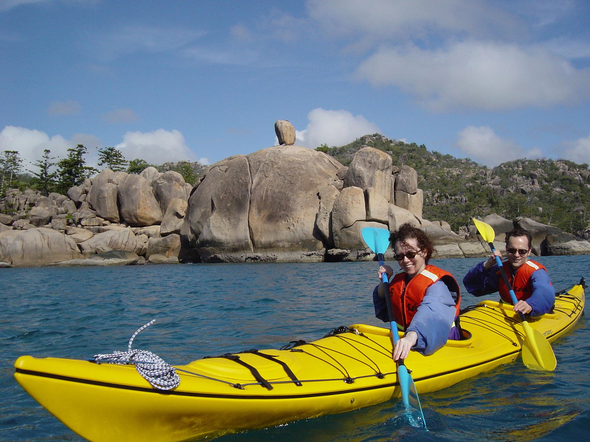 Magnetic Island Australia Kayak