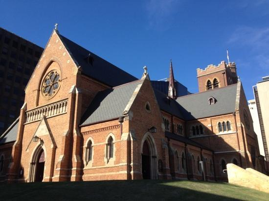 Greater Perth Australia Cathedral