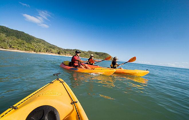 Port Macquarie Australia Kayak
