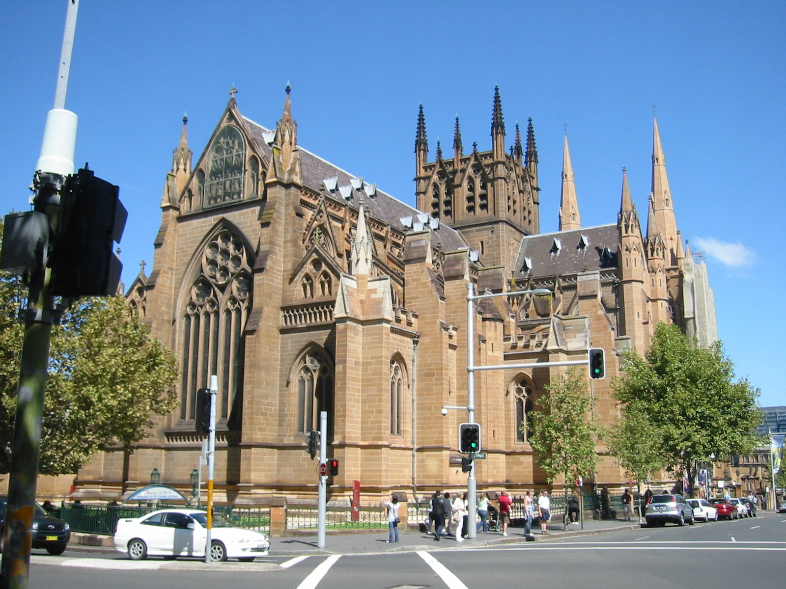Greater Sydney Australia Cathedral