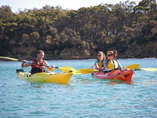South Durras Australia Kayak