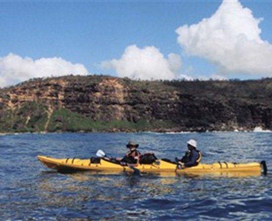Yamba Australia Kayak