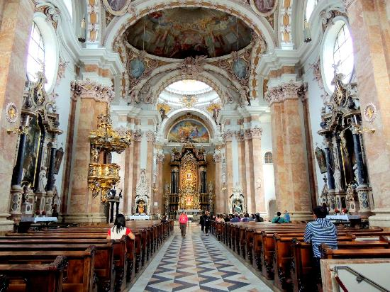 Austria Cathedral